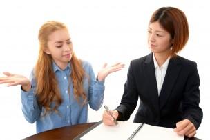 英会話教師と女性